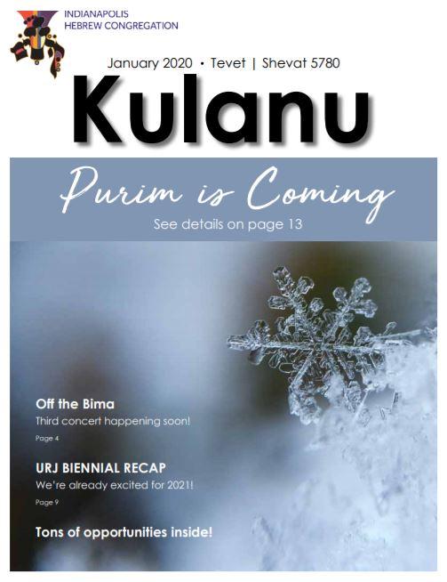 January 2020 Kulanu