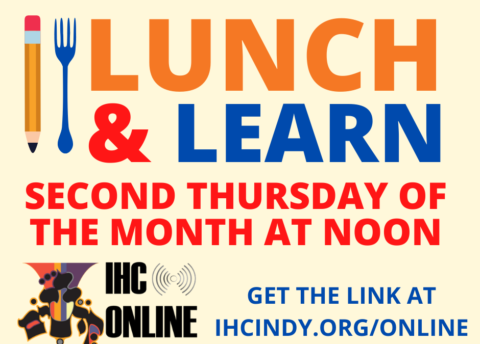 Adult Education: Lunch & Learn